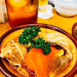 牛スジのトマト煮(かね将 )