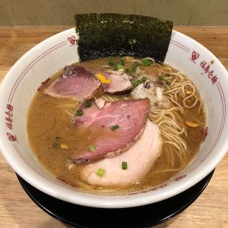 師走そば(福島壱麺 (イチメン))