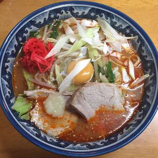 スタミナラーメン(松山軒 )