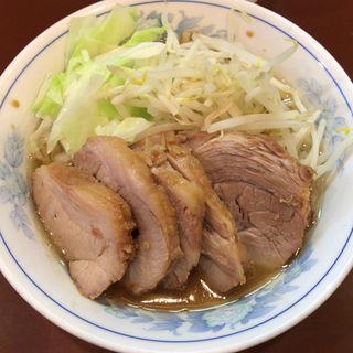 豚増しらーめん(らーめん 陸 (りく))