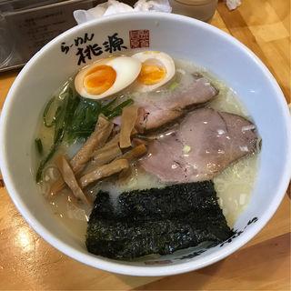 旨塩ラーメン(桃源)