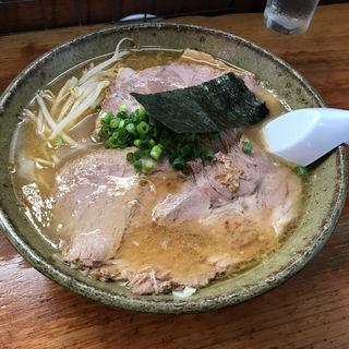 塩雲呑麺 <1番人気>(伊達屋 (だてや))