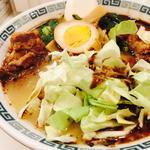 太肉麺(ターローメン)(桂花ラーメン 新宿ふあんてん )