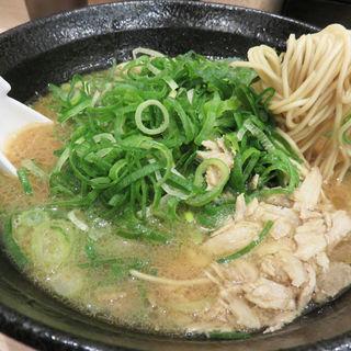 味噌とんこつラーメン(ザ・ナガハマラーメン)