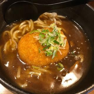 カレーうどん(慶屋)