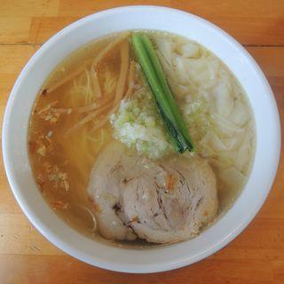 塩ワンタンめん(心麺)
