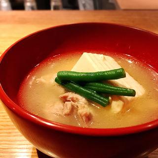 鶏豆腐(高太郎 (こうたろう))