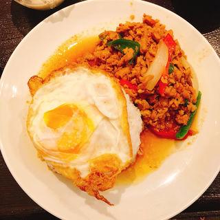 ガパオガイランチ(タイ料理 パヤオ )
