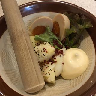 ポテトサラダ(串カツ田中 大曽根店)