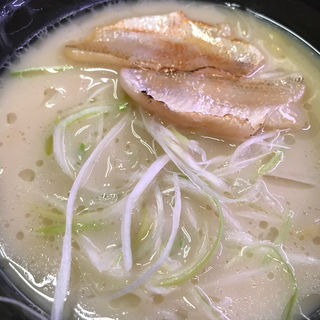 濃厚のどぐろ白湯ラーメン(スシロー 山科店 (【旧店名】あきんど))
