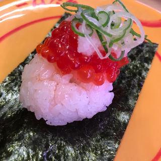 紅鮭すじこ(スシロー 山科店 (【旧店名】あきんど))