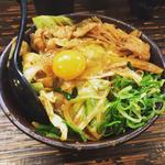 牛ホルモン味噌すた丼(伝説のすた丼屋 御徒町店 )