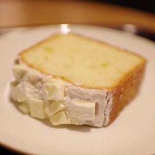 ホワイトチャンク&レモン(スターバックスコーヒー ピオレ姫路1階店)