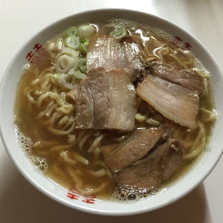 喜多方らーめん(伊藤食堂 (いとう食堂))