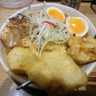 椋嶺らーめん 〜スペシャル〜(味噌ラーメン専門店 椋嶺)