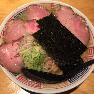 肉増し塩ラーメン(麺ハウス こもれ美 )