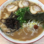 こってりトンコツ(ラーメンマン (拉麺男))