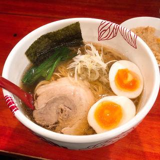 味玉ラーメン(麺処 あす花 (アスカ))