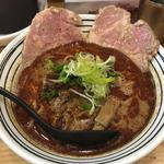 大人の担担麺(青二犀 (アオニサイ))
