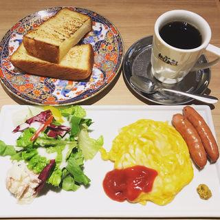 コンチネンタル(CAFE&BAKERY MIYABI 神保町店 (カフェ アンド ベーカリー ミヤビ))