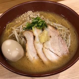 3枚チャーシュー焼き味噌(拉麺 大公)