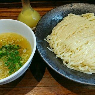 塩つけ麺(大盛り)(町田汁場 しおらーめん進化 町田駅前店 )