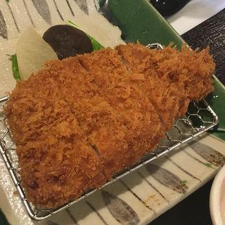 特選ロースカツ膳(とんかつの和くら (わくら))