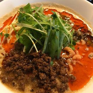坦々麺(四川担担麺 阿吽 湯島 (シセンタンタンメン アウン ユシマ))
