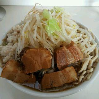にぼじろう(醤油・大盛)