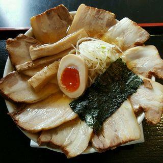 とっつぁんらーめん+チャーシュー(麺辰 )
