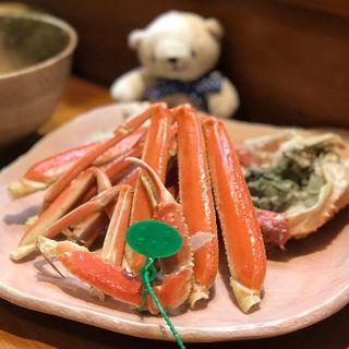 松葉ガニ(魚菜 もも)