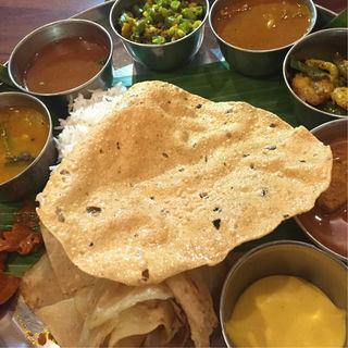 アーンドラミールス(アーンドラ・キッチン (Andhra Kitchen))
