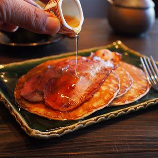 ホットケーキ(三六〇 さんろくまる)