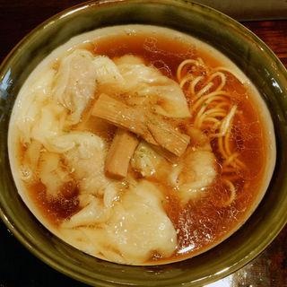 特製わんたん麺(麺屋 坂本01)