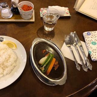 カシミールカレー(デリー 札幌店 (DELHI))