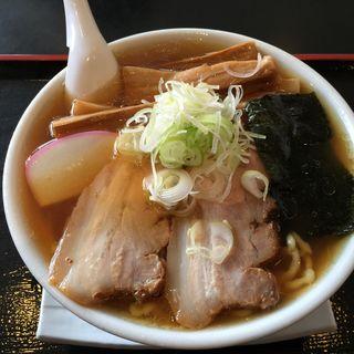 中華そば(麺辰 )