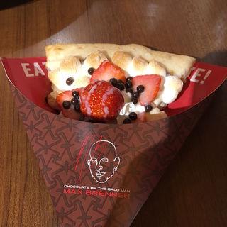 あまおうダーク(THE GUEST cafe&diner 福岡パルコ店)