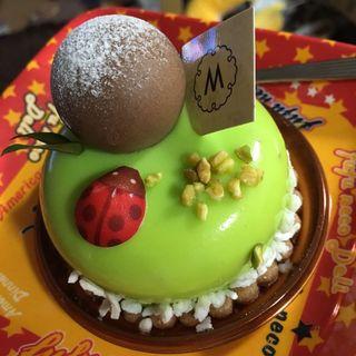ピスタチオのケーキ(名前思い出せない)(Patisserie MATILDA (パティスリー マチルダ))