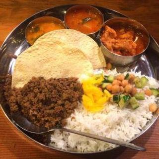 インドカレープレート(beet eat)