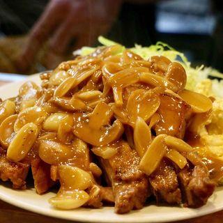 ポークソテー定食(とん金 )