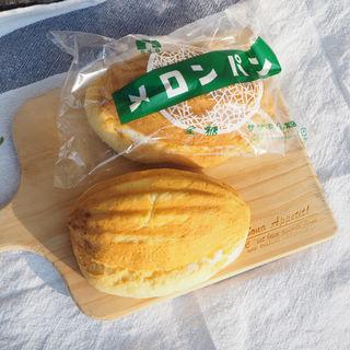メロンパン(ササキパン本店 )