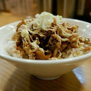 豚丼(人類みな麺類 )