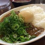神戸キーマカレー 煮たまごトッピング(元町通り3丁目 )
