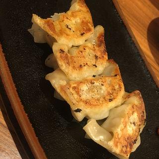 ひとくち餃子 5個(博多 一風堂 代々木上原店)