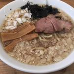 swallowらぁ麺(ヌードルズ&サルーン キリヤ)