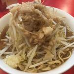 ラーメン・小 ニンニクヤサイ(麺屋 桐龍 (めんや きりゅう))