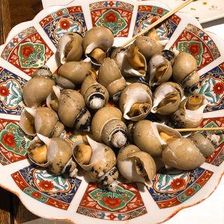 バイ貝の煮付け(越中懐古 幕張店 )