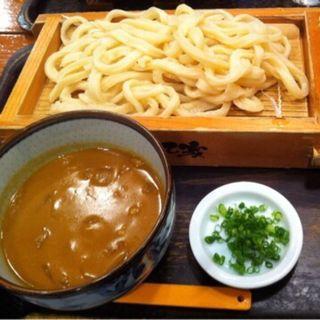 カレー汁うどん(うちたて家 (うちたてや))
