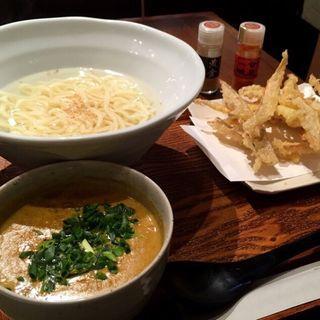 究極の黄金カレーつけ麺(BUZEN 麻布十番 (ブゼン))
