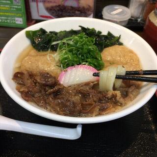 肉キツネわかめうどん (Ah-麺 (アーメン))